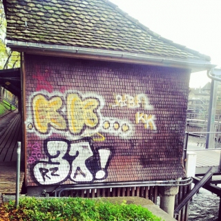 #rebel #kk #37 #graffiti #throwup #graffiti