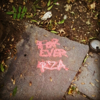 #hittheground #graffiti #tagging #forever #rza