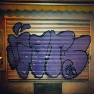 gats #throwup #graffiti – 14K Magazine