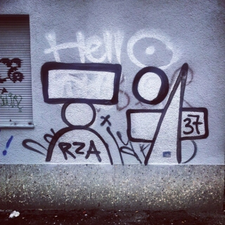 #37 #rza #graffiti