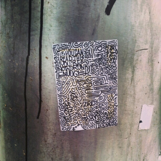 #stickers #streetart #grey