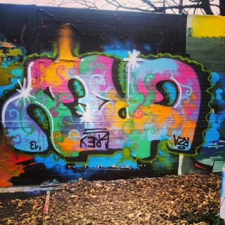 #grey #rza #upsidedown #graffiti