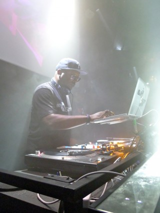 DJ Jazzy Jeff; photo by Rainski
