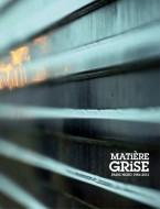 Matière Grise - Paris Nord 1986-2013