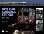 New York Subways & Stations - 1970-1990