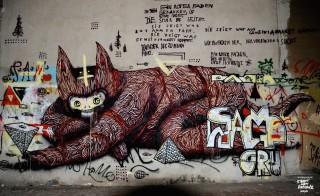 Rallito X & John Reaktor @ Street Art Gallery-Shop
