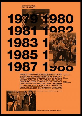 RapHistory - 1979–1988
