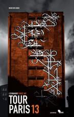 Tour Paris 13 - L'Événement Street Art