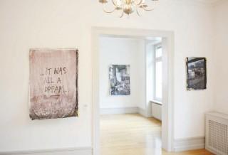 """""""It was all a dream"""" - Ausstellung von Thierry Furger"""