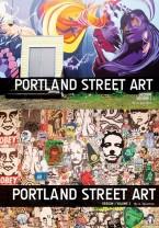 Portland Street Art Vol. 1 & Vol.2