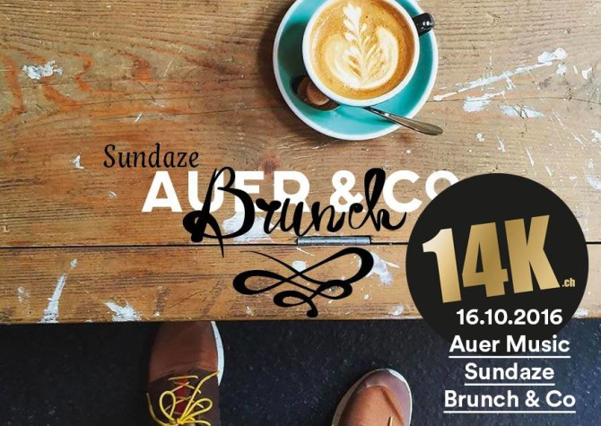 14K @ Auer Sundaze Brunch